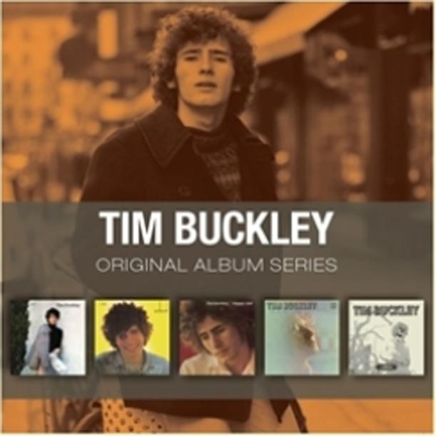 Tim Buckley Happy Sad