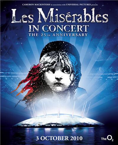 les miserables anniversary 25th full